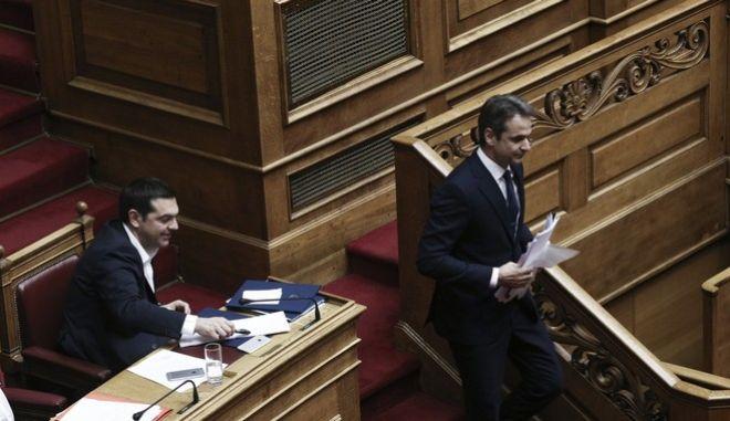 Απορρίπτει η κυβέρνηση πρόταση της ΝΔ για εξεταστική για τα capital controls
