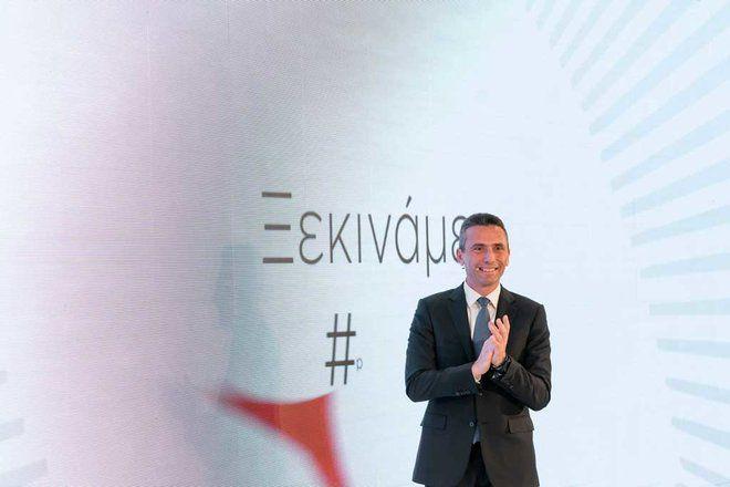 Χρήστος Χαρπαντίδης, Πρόεδρος και Διευθύνων Σύμβουλος, Παπαστράτος.