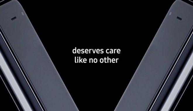 Samsung Galaxy Fold: Ένα βίντεο για να το μεταχειρίζεσαι με προσοχή