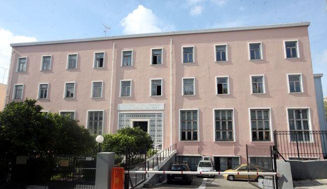 Σβήστηκε η φωτιά σε κτίριο του πρώην νοσοκομείου 'Παπαδημητρίου'