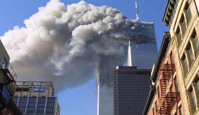 H επίθεση στο Παγκόσμιο Κέντρο Εμπορίου, 11 Σεπτεμβρίου 2001