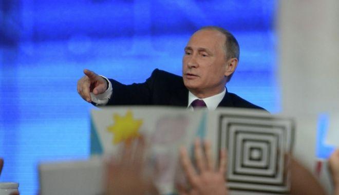 Οργή Πούτιν: Κανείς δεν ξεφεύγει απ' τη Ρωσία. Οι Τούρκοι γλείφουν τις ΗΠΑ, ξέρετε που