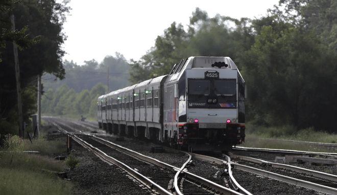 Φωτογραφία τρένου (Αρχείο)