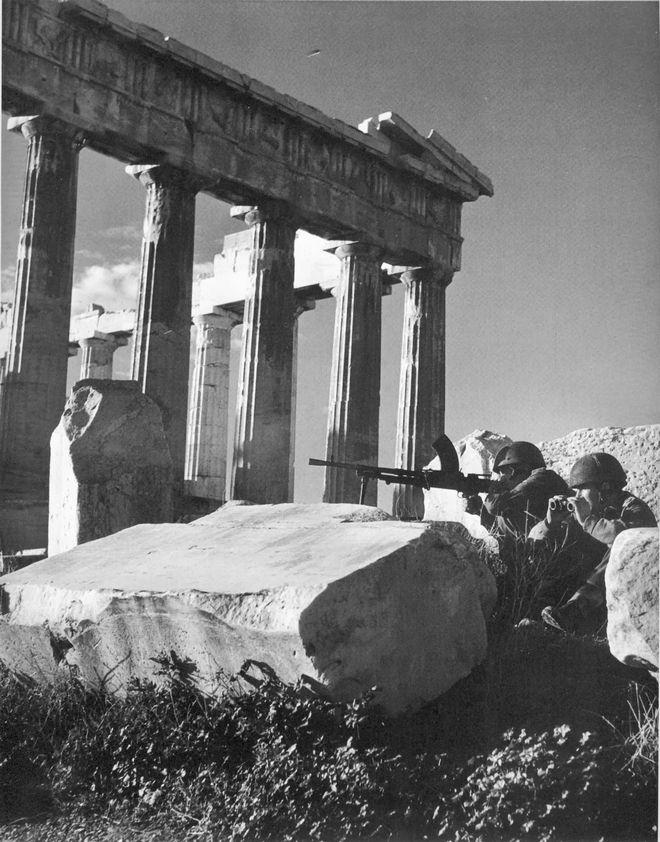 Δεκεμβριανά 1944: Οταν κοντέψαμε να γκρεμίσουμε την Ακρόπολη
