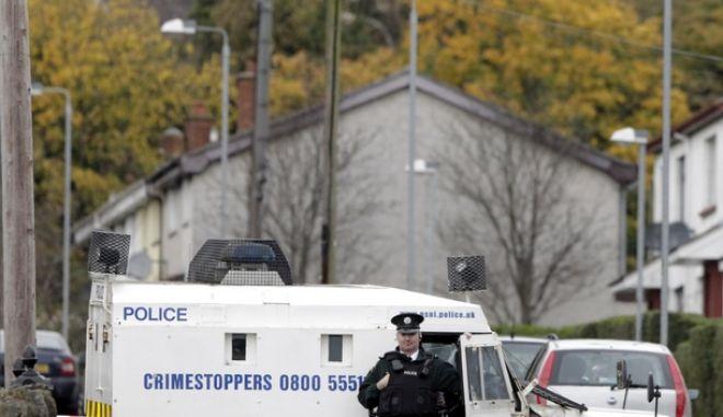 Αστυνομικές δυνάμεις της Βόρειας Ιρλανδίας