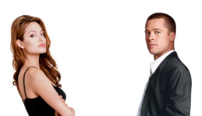 Mr. and Mrs. Smith - 2005