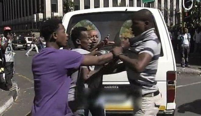 Ξενοφοβική βία στο Γιοχάνεσμπουργκ