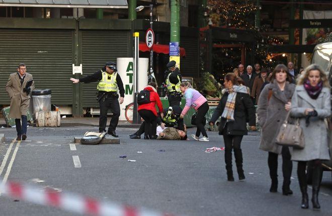 Ένας τραυματίας από επίθεση με μαχαίρι στη London Bridge