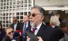 Ο πρώην υπ. Προστασίας του Πολίτη Γιάννης Πανούσης στο γραφείο της εισαγγελέως του Αρείου Πάγου, Δευτέρα 9 Νοεμβρίου 2015. (EUROKINISSI/ΣΤΕΛΙΟΣ ΜΙΣΙΝΑΣ)