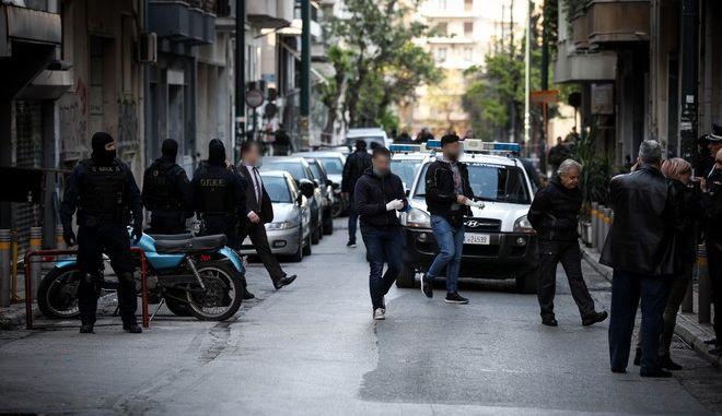Αστυνομική επιχείρηση στο κέντρο της Αθήνας, Αρχείο