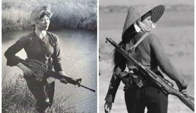 Μηχανή του Χρόνου: Η πολεμίστρια που έγινε νούμερο ένα στόχος των Αμερικανών