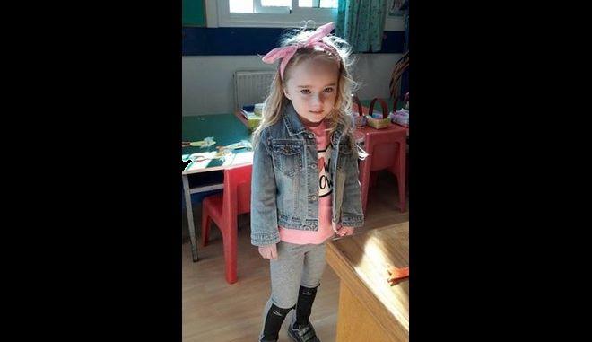 Επέστρεψε στη μητέρα της η 4χρονη Μαρί Ελένη - Υπό κράτηση ο πατέρας της