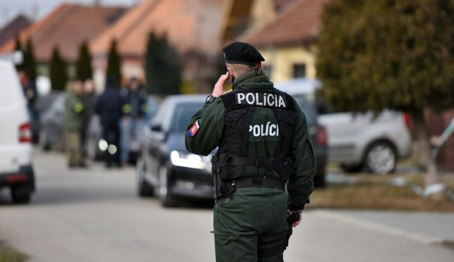 Αστυνομία στην Τσεχία (ΦΩΤΟ Αρχείου)