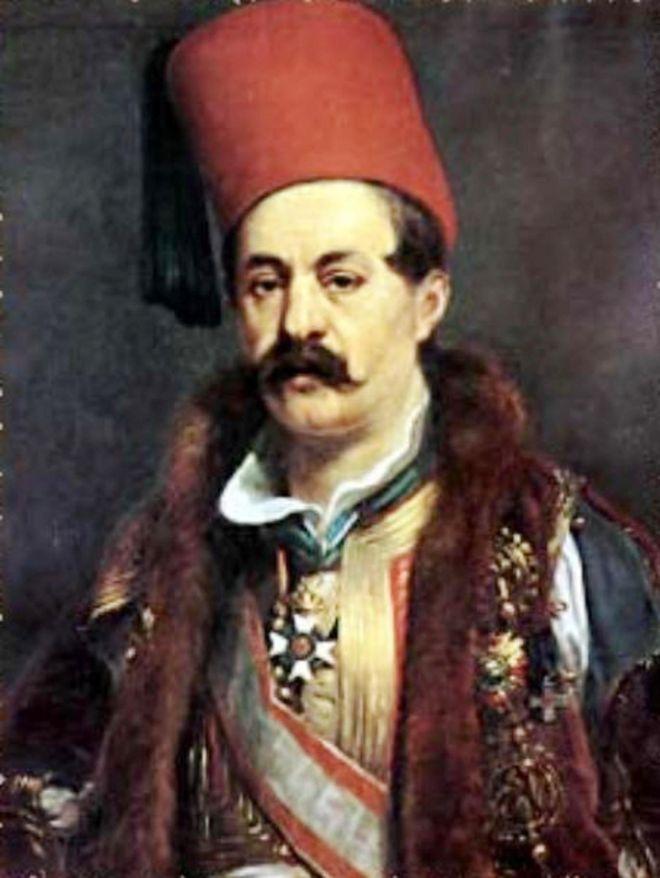 Ο Ιωάννης Κωλέττης (1773-1847).