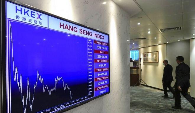 Το Χρηματιστήριο του Χονγκ Κονγκ