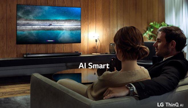 Ο θαυμαστός κόσμος της LG AI Smart τεχνολογίας στη νέα σειρά τηλεοράσεων OLED Signature της LG