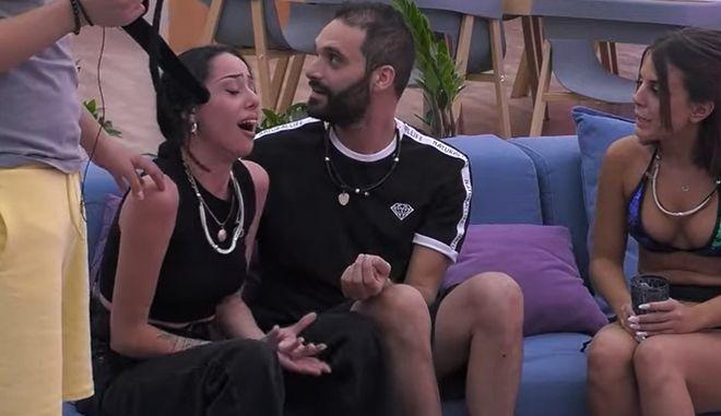"""Η Ελένη Σπανού στο """"Big Brother 2"""""""