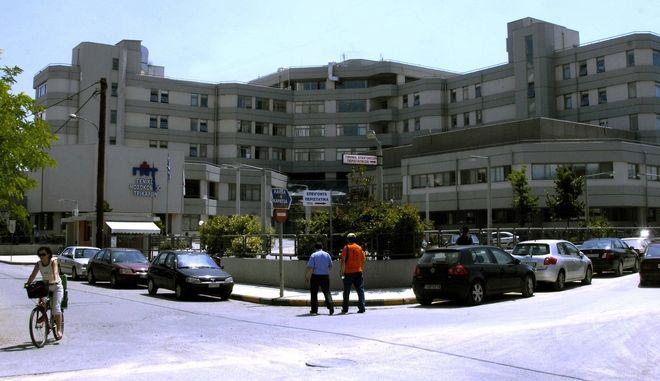Το νοσοκομείο Τρικάλων