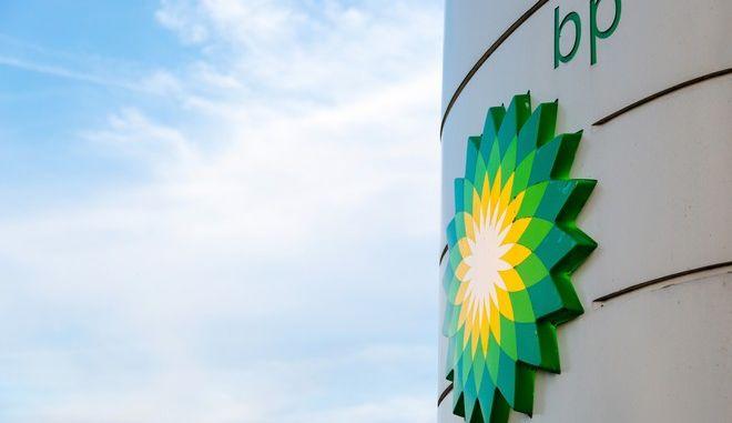 Το logo της πετρελαϊκής BP