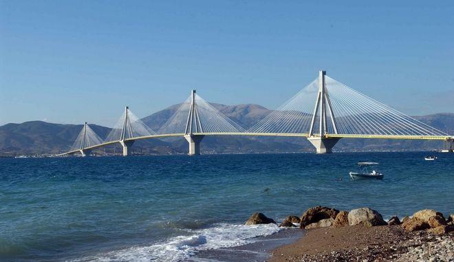 Η γέφυρα του Ρίου-Αντιρρίου