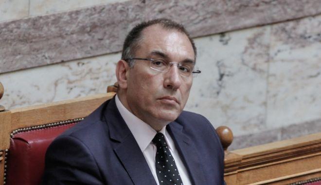 Ο βουλευτής των ΑΝ.ΕΛ. Δημήτρης Καμμένος
