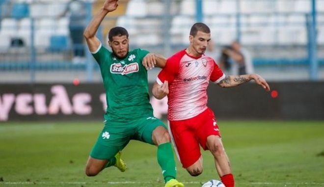 Παναθηναϊκός - Ξάνθη 0-1: Νίκη στο VAR για τους Ακρίτες