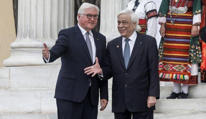 Παυλόπουλος και Στάινμαγερ