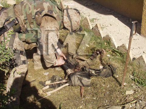 Εικόνες σοκ: Ντουκουμέντο από την κτηνωδία των Αμερικανών στη Φαλούζα