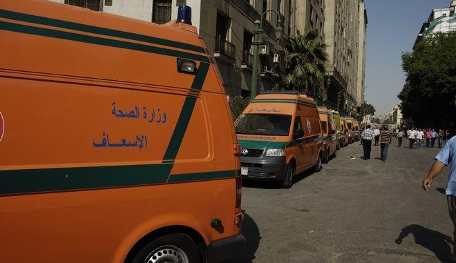 Άμεση βοήθεια στο Κάιρο της Αιγύπτου