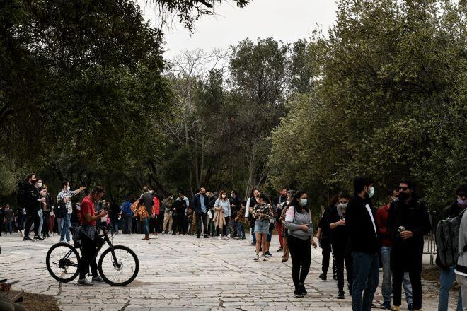 Πλήθος κόσμου στους αρχαιολογικούς χώρους με αφορμή την Παγκόσμια Ημέρα Μνημείων