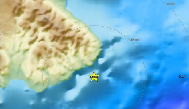 Σεισμός 6,2 Ρίχτερ στην Παπούα - Νέα Γουινέα