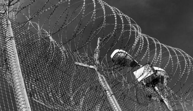 Στιγμιότυπο από ελληνική φυλακή