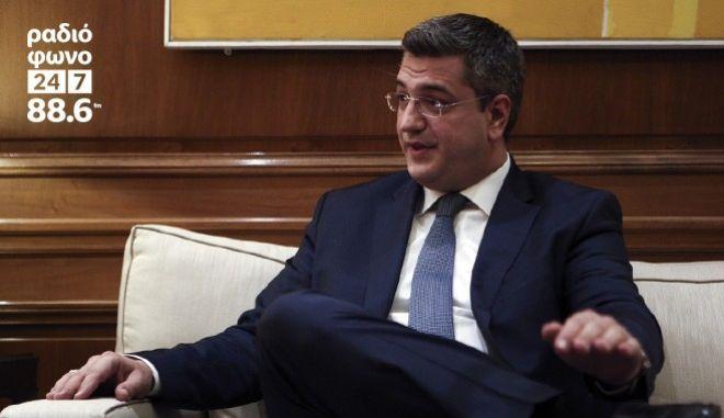 Τζιτζικώστας: Να δοθούν απαντήσεις στα θέματα Αυγενάκη - Siemens
