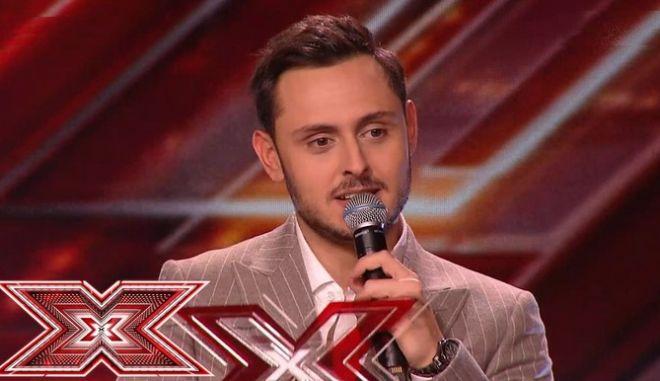 X-Factor: Ο Γιάννης Γρόσης μεγάλος νικητής του διαγωνισμού