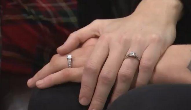 Η Βόρεια Ιρλανδία γιορτάζει τον πρώτο γάμο μεταξύ ατόμων του ιδίου φύλου