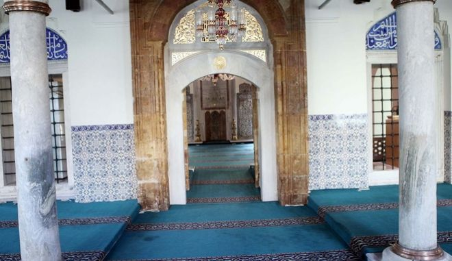 Τζαμί στην Κομοτηνή