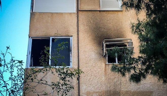 Το διαμέρισμα στη Βάρκιζα όπου βρήκε τραγικό θάνατο το βρέφος 13 μηνών