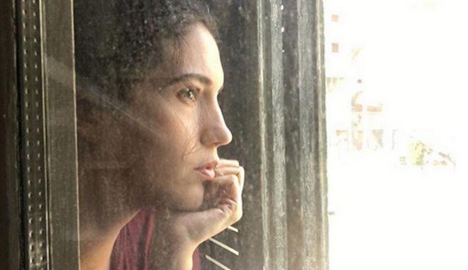 Φωτογραφία της ηθοποιού Ελένης Βαΐτσου