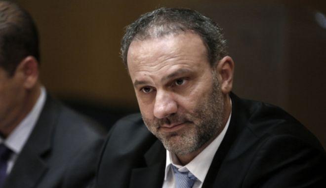 O υφυπουργός Μεταφορών, Ν. Μαυραγάνης