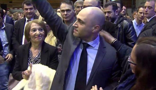 """""""Κόπηκε"""" από τα ψηφοδέλτια της ΝΔ ο Μπογδάνος"""