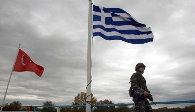 Φυλάκιο στην ελληνική πλευρά στα σύνορα Ελλάδος - Τουρκίας, Έβρος
