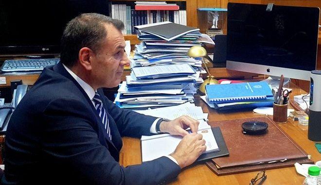 Ο Νίκος Παναγιωτόπουλος στην 66η ετήσια Σύνοδο της Κοινοβουλευτικής Συνέλευσης του ΝΑΤΟ μέσω τηλεδιάσκεψης