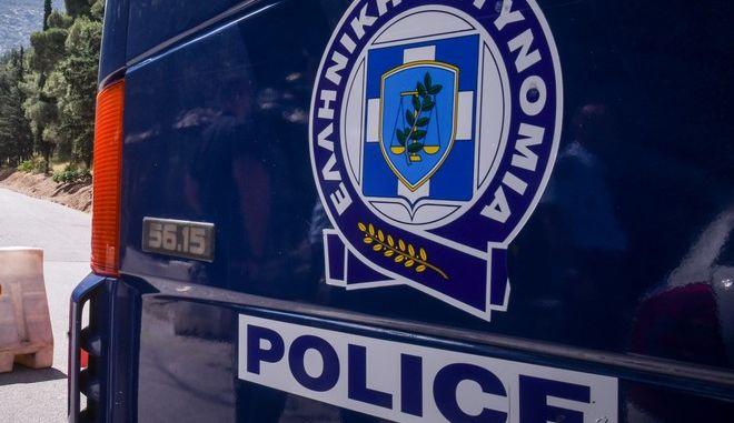 Όχημα της αστυνομίας