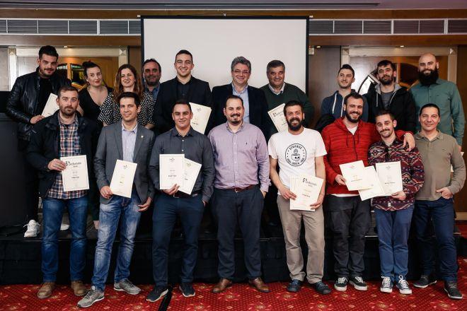 Ολοκληρώθηκε η απονομή των 5th BeerBartender Awards