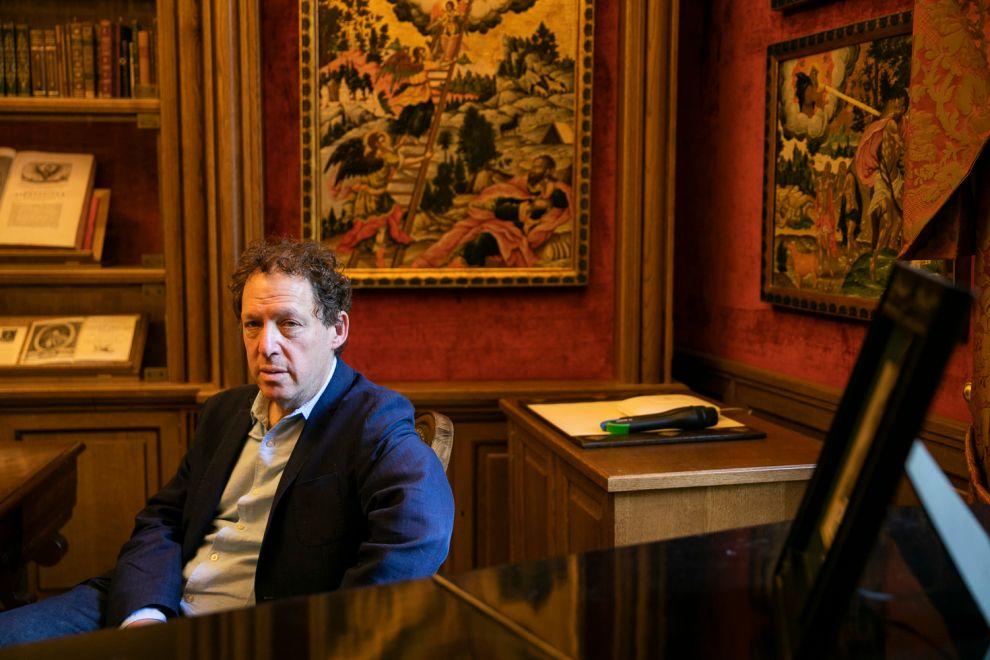 Ο Πολ Χολντενγκρέιμπερ και η Χαμένη Τέχνη της Συνομιλίας