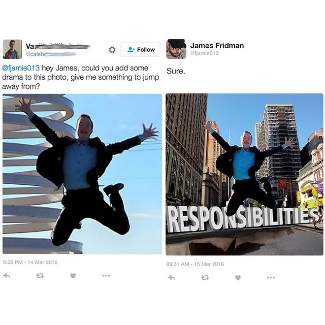Τι συμβαίνει όταν ζητάς από τον 'λάθος' άνθρωπο να κάνει photoshop