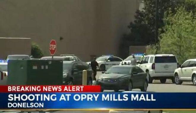 Nashville: Πυροβολισμοί σε εμπορικό κέντρο
