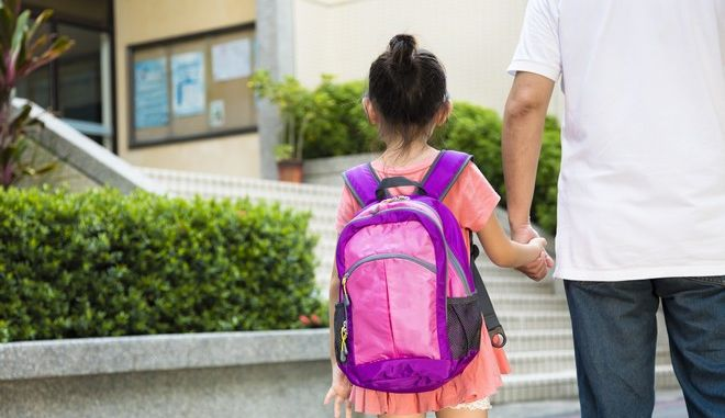 Παιδί στο σχολείο