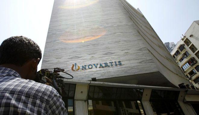 Τα γραφεία Novartis στο Μουμπάι