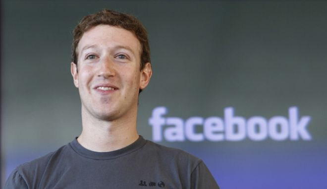 O Mark Zuckerberg